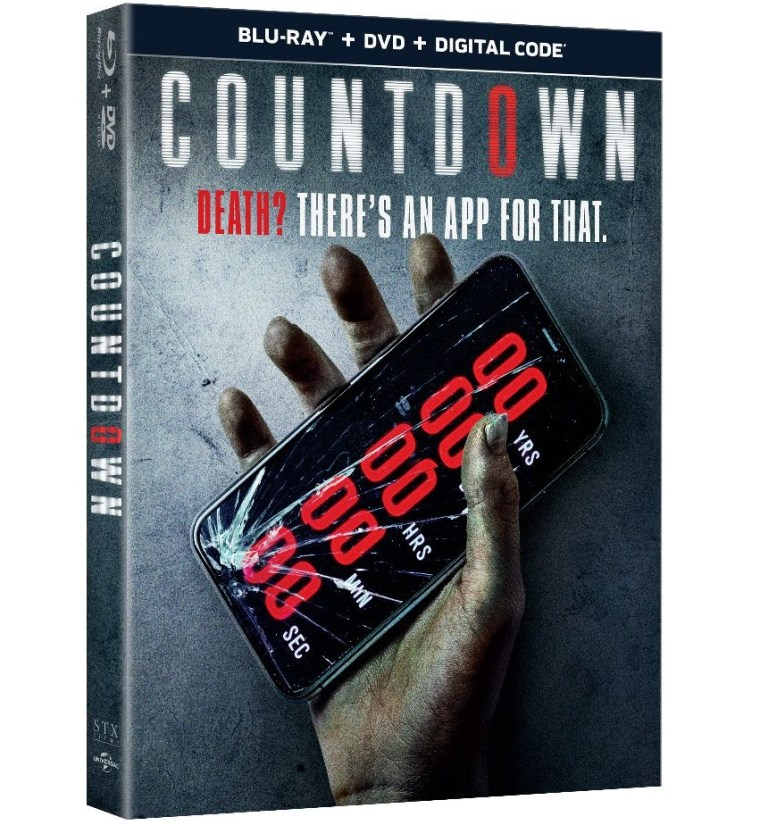 Countdown; The Thriller Arrives On Digital January 7 & On Blu-ray & DVD January 21, 2020 From Universal 10