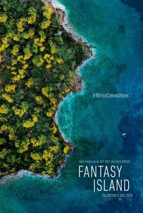 The First Trailer & Poster For Blumhouse's 'Fantasy Island' Horror Movie Have Arrived 2