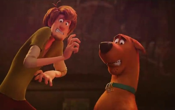 The First Trailer & Poster For 'SCOOB!' Shows Off The Mystery Inc Origins 5