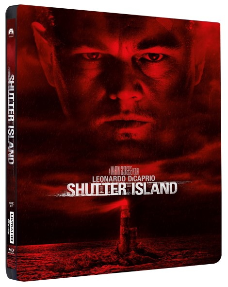 Martin Scorsese's 'Shutter Island'; Arrives On 4K Ultra HD In A Limited Edition Steelbook On February 11, 2020 From Paramount 2