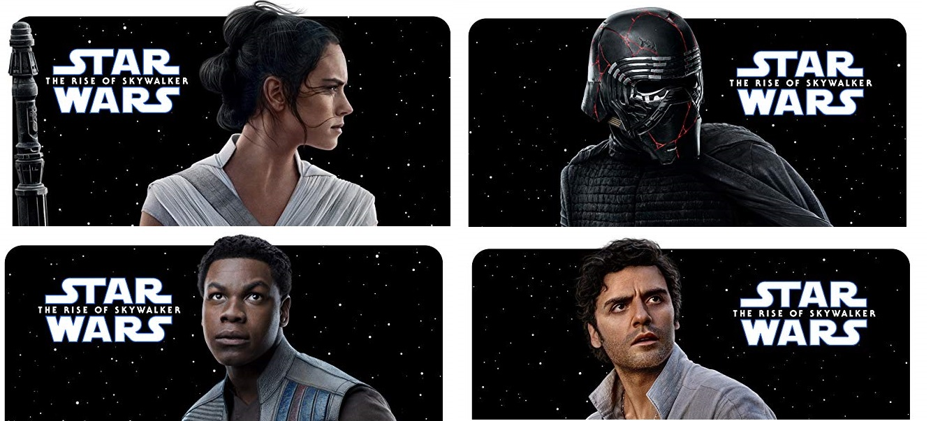 Meet Your Heroes Villains In 12 Character Posters For Star Wars The Rise Of Skywalker Screen Connections