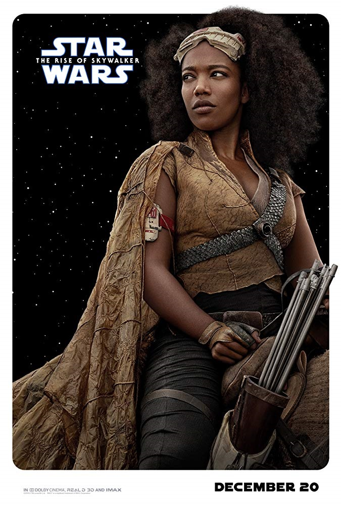 Meet Your Heroes & Villains In 12 Character Posters For 'Star Wars: The Rise Of Skywalker' 26