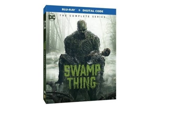 Swamp Thing: The Complete Series; Arrives On Digital December 2, 2019 & On Blu-ray & DVD February 11, 2020 From DC & Warner Bros 1