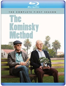 [Blu-Ray Review] The Kominsky Method: The Complete First Season; Available On Blu-ray November 19, 2019 From Warner Archive 1