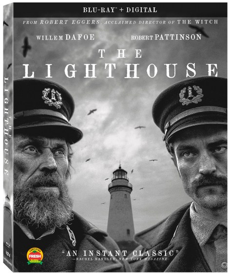 The Lighthouse; Arrives On Digital December 20, 2019 & On Blu-ray & DVD January 7, 2020 From A24 & Lionsgate 4