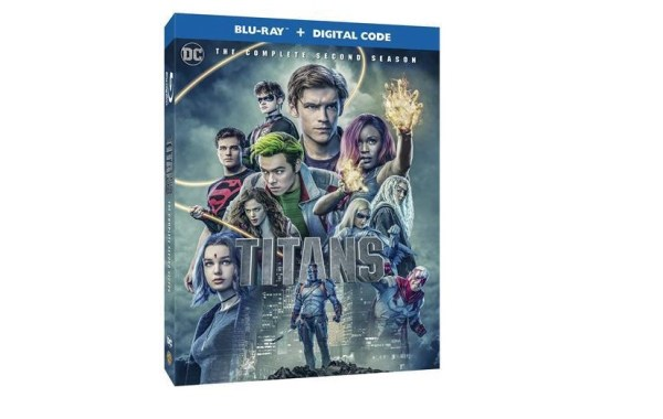 Titans: The Complete Second Season; Arrives On Blu-ray, DVD & Digital March 3, 2020 From DC & Warner Bros 2