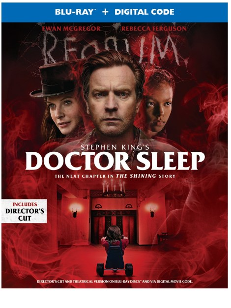 Doctor Sleep: Director's Cut*; Arrives On Digital January 21 & On 4K Ultra HD, Blu-ray & DVD February 4, 2020 From Warner Bros 4