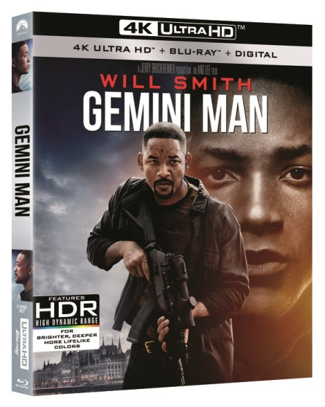 [GIVEAWAY] Win 'Gemini Man' On 4K Ultra HD: Available On 4K Ultra HD, Blu-ray & DVD January 14, 2020 From Paramount 2