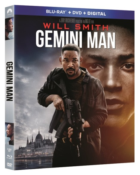 Gemini Man; Arrives On Digital December 23 & On 4K Ultra HD, Blu-ray & DVD January 14, 2020 From Paramount 3