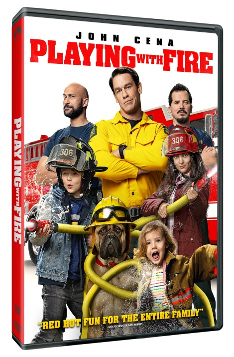 Playing With Fire; The Family Comedy Arrives On Digital January 21 & On Blu-ray & DVD February 4, 2020 From Paramount 4