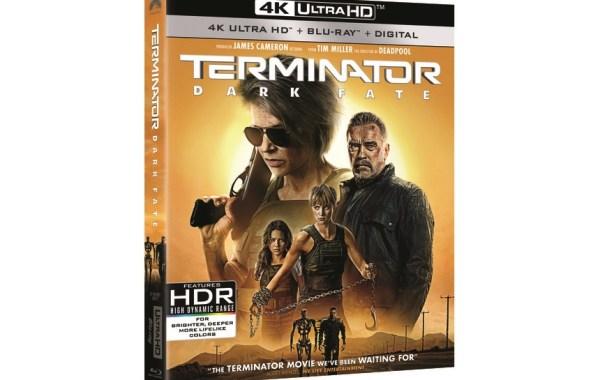 Terminator: Dark Fate; Arrives On Digital January 14 & On 4K Ultra HD, Blu-ray & DVD January 28, 2020 From Paramount 6