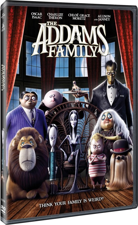 The Addams Family; The New Animated Film Arrives On Digital December 24, 2019 & On Blu-ray & DVD January 21, 2020 From MGM & Universal 15