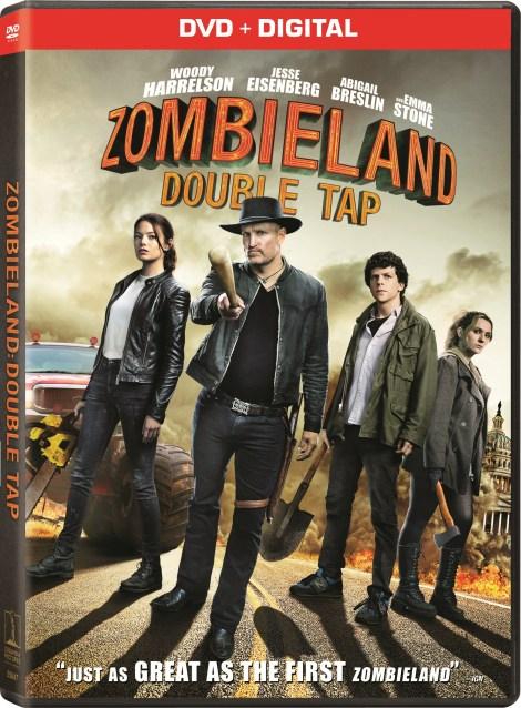 Zombieland: Double Tap; Arrives On Digital December 24 & On 4K Ultra HD, Blu-ray & DVD January 21, 2020 From Sony 5