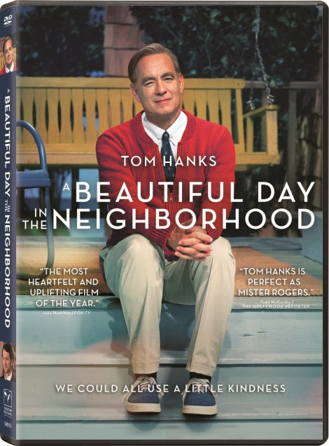 A Beautiful Day In The Neighborhood; Arrives On Digital February 4 & On 4K Ultra HD, Blu-ray & DVD February 18, 2020 From Sony 6