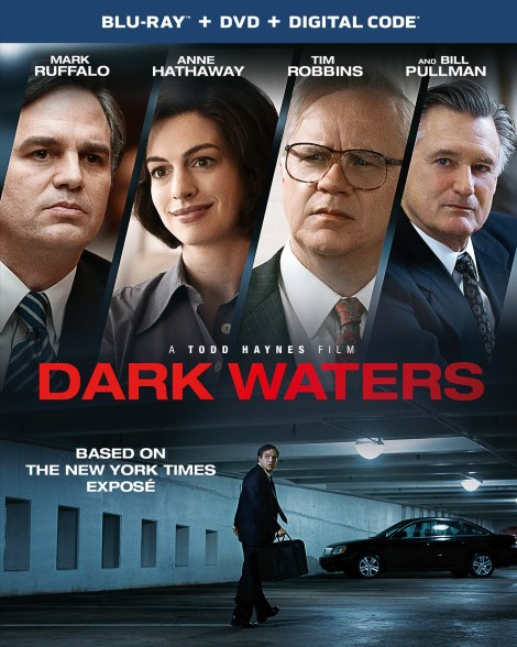 Dark Waters; Arrives On Digital February 18 & On Blu-ray & DVD March 3, 2020 From Universal 3