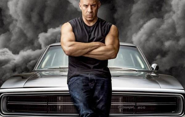 F9 Vin Diesel Poster