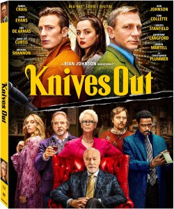 [Blu-Ray Review] Knives Out; Now Available On 4K Ultra HD, Blu-ray, DVD & Digital From Lionsgate 1