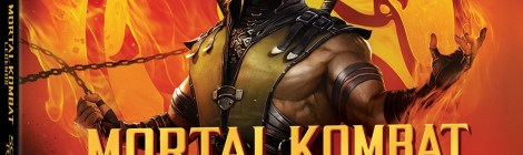 Mortal Kombat Legends Scorpion's Revenge 4K artwork