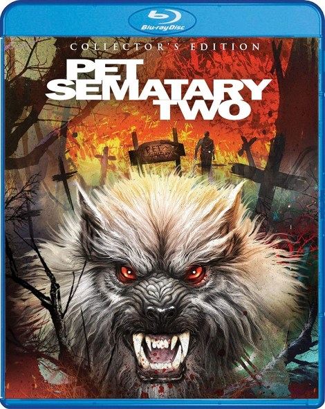 Full Details Revealed For 'Pet Sematary Two' Collector's Edition; Arrives On Blu-ray February 25, 2020 From Scream Factory 4