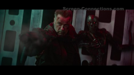 [Blu-Ray Review] Terminator: Dark Fate; Available On 4K Ultra HD, Blu-ray & DVD January 28, 2020 From Paramount 5