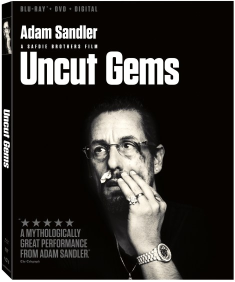 Uncut Gems; Arrives On Digital February 25 & On Blu-ray & DVD March 10, 2020 From Lionsgate 4