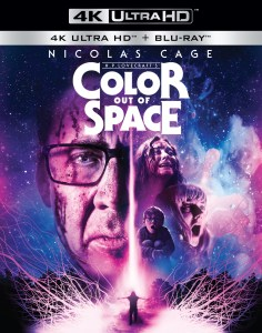 Color Out Of Space 4K UHD Artwork