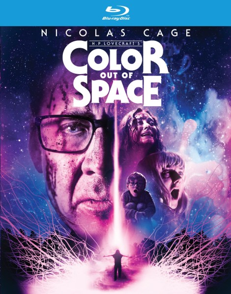 Color Out Of Space; Arrives On 4K Ultra HD, Blu-ray, DVD & Digital February 25, 2020 From RLJE Films 2