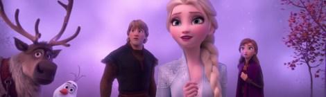 Frozen 2 Blu ray image
