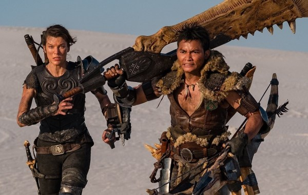 Film Ratings Bulletin 2-5-20 - Monster Hunter still