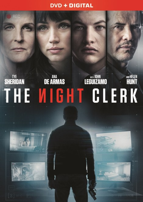 The Night Clerk DVD artwork