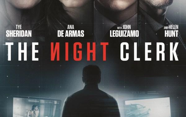The Night Clerk DVD artwork