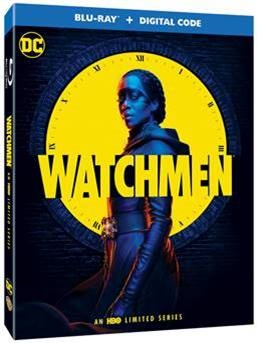 Watchmen; The HBO Limited Series Arrives On Blu-ray & DVD June 2, 2020 From DC & Warner Bros 2