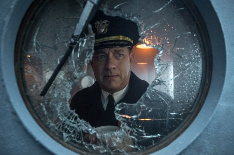 Greyhound; The First Trailer, Poster & Stills From The Tom Hanks WWII Film 5