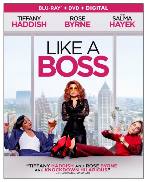 Like A Boss; Arrives On Digital April 7 & On Blu-ray & DVD April 21, 2020 From Paramount 5