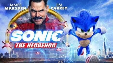 Sonic the Hedgehog movie image