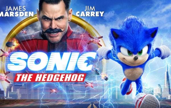 Sonic the Hedgehog movie image