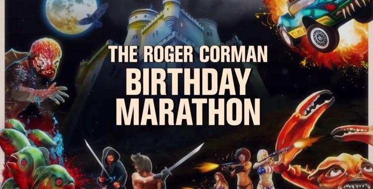 Roger Corman Birthday Marathon on Shout Factory TV April 4-5 featured image