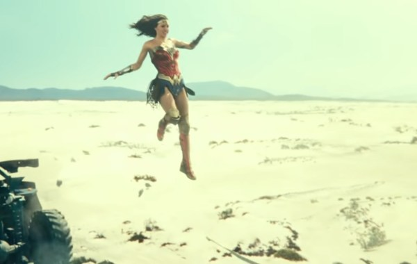Wonder Woman 1984 Moved To August image