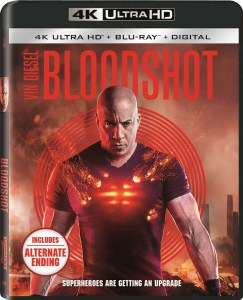 bloodshot 4k uhd art
