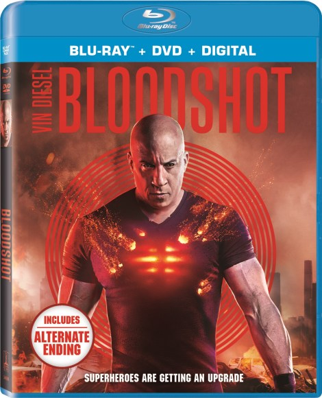 Bloodshot; Arrives On 4K Ultra HD, Blu-ray & DVD May 5, 2020 From Sony 2