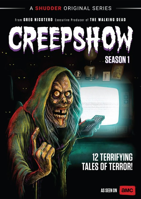 Creepshow: Season 1; Now Arriving On Blu-ray, DVD & Digital June 2, 2020 From RLJE 2
