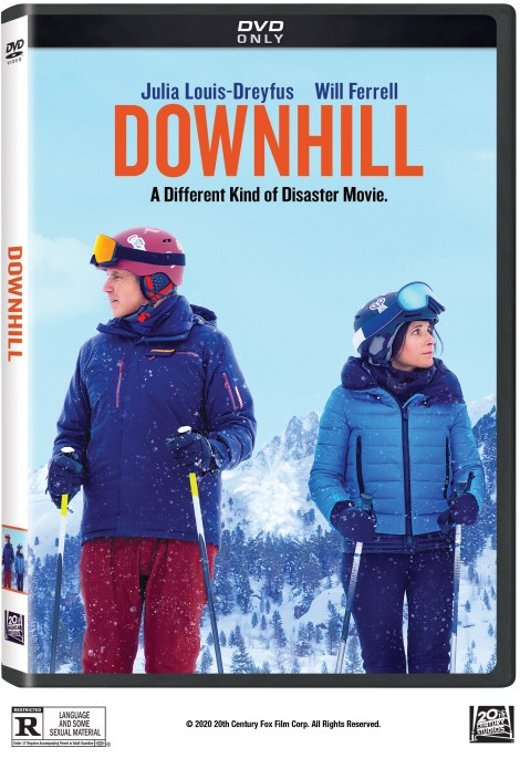 Downhill; Arrives On Blu-ray & DVD May 19, 2020 From 20th Century Studios 3