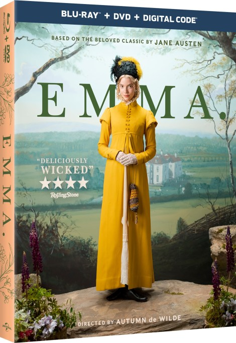 Emma.; Autumn de Wilde's Adaptation Arrives On Digital May 5 & On Blu-ray & DVD May 19, 2020 From Universal 4