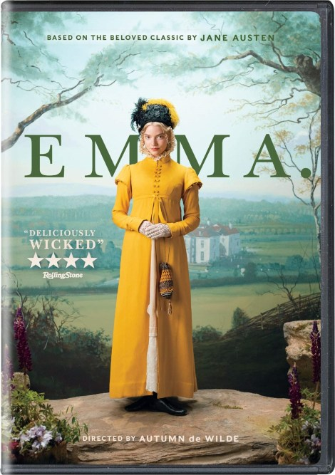 Emma.; Autumn de Wilde's Adaptation Arrives On Digital May 5 & On Blu-ray & DVD May 19, 2020 From Universal 6