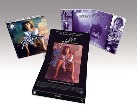 Flashdance 'Paramount Presents' Blu ray Review image