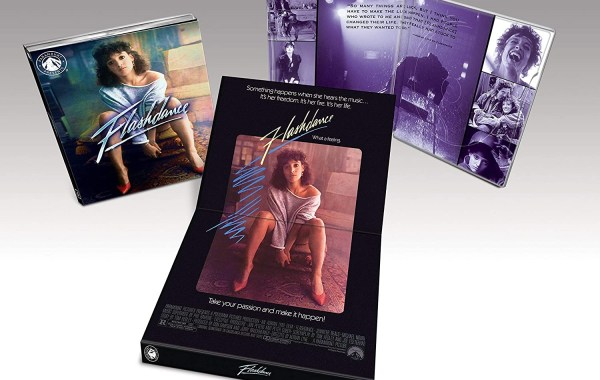 Paramount Presents: Flashdance Blu ray Review image