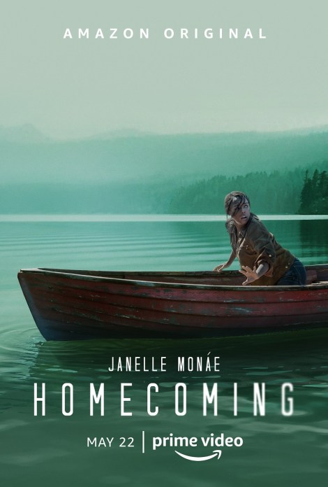 Homecoming: Season 2; The Full Trailer & New Key Art For The Amazon Series Come Home 2