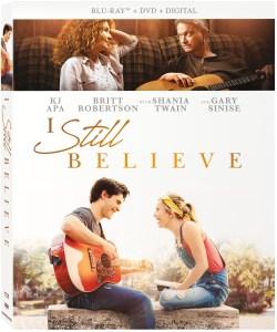 I Still Believe Blu ray art