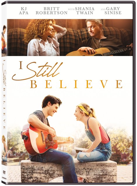 I Still Believe; Arrives On Blu-ray & DVD May 5, 2020 From Lionsgate 4