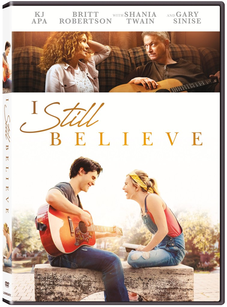I Still Believe; Arrives On Blu-ray & DVD May 5, 2020 From Lionsgate 10